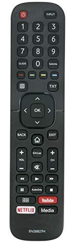 ALLIMITY EN2BB27H T225284 Fernbedienung Ersetzt für HD Triple Tuner Smart LED TV H32AE5500 H39AE5500 H43AE5500 H43AE6000 H50AE6000 H55AE6000 H65AE6000 H43AE6030 H50AE6030 H55AE6030