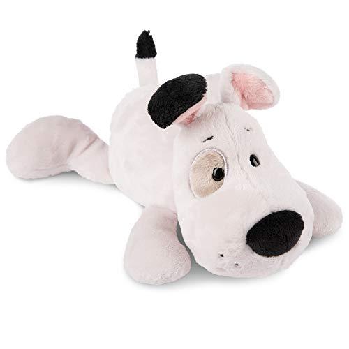 NICI 46076 Kuscheltier Love Hund 27cm liegend, aus Plüsch, süßes Stofftier für Kinder und Kuscheltierliebhaber