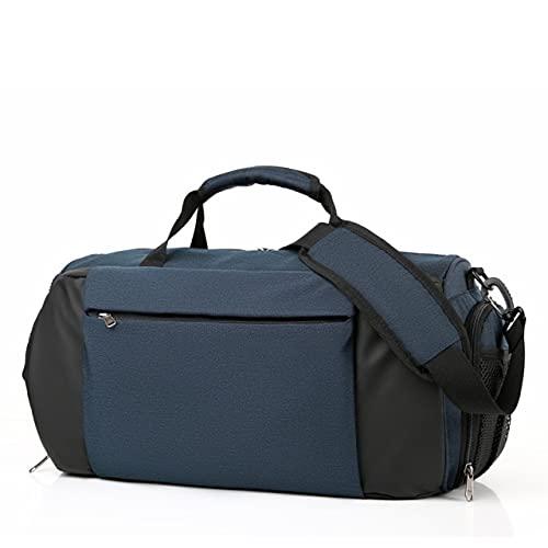 20-35L borsa da palestra per sport all'aperto borsa per scarpe da separazione bagnata e asciutta borsa da viaggio portatile da uomo a tracolla borsa da basket per allenamento di calcio,