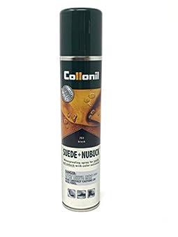 [コロニル] 栄養・防水スプレー ヌバック+べロアスプレー 200ml CN044033 メンズ Black