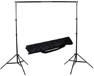 نظام دعم لحمل خلفية التصوير 2 × 2 متر مع شنطة حمل