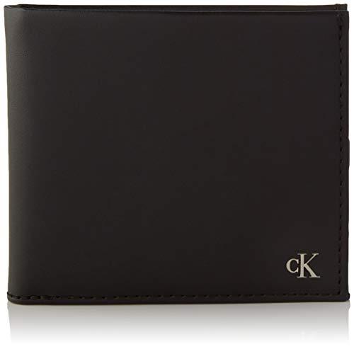 Calvin Klein Wallets, Portafogli Uomo, Nero, One Size