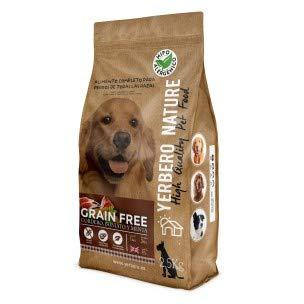 YERBERO Nature Grain Free, lam, Graanvrij hondenvoer 2,5 kg