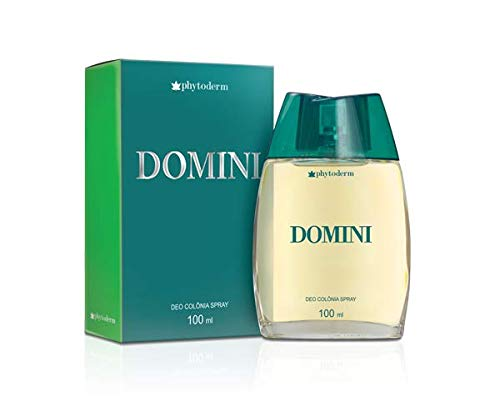 Desodorante Colonia Phytoderm Domini 100ml, Phytoderm, Verde