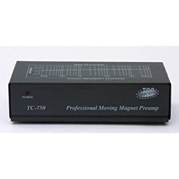TCC TC-750 Preamplificatore Phono