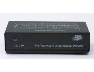 TCC TC-750 Preamplificatore Phono