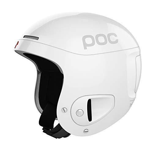 POC Skull X Casco de ski Unisex adulto, Blanco (White), M (55-56 cm)