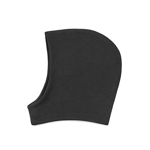 OSTRICH PILLOW Hood for Adaptable Comfort - Everyday Travel, Outdoor and Gaming Accessories for Privacy and Personal Space – Midnight Black