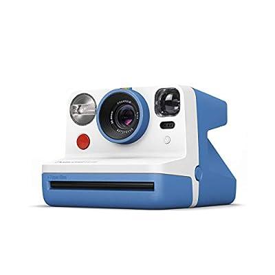 Polaroid Originals Now I-Type Instant Camera - Blue (9030)