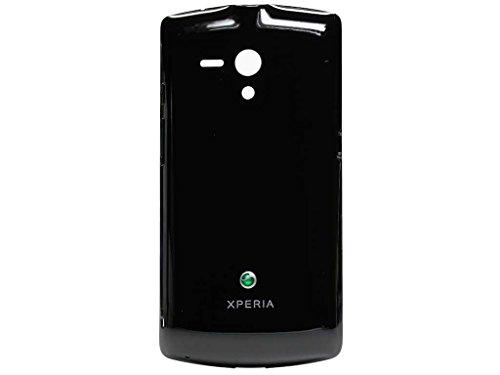 Sony Xperia Neo L (MT25i) Tapa del compartimiento de la batería, Battery Cover black