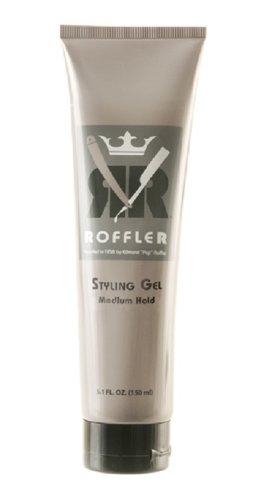 Roffler Styling Gel Medium Hold, 5.1 Fluid Ounce
