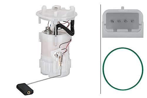 HELLA 8TF 358 106-851 Kraftstoff-Fördereinheit - elektrisch - 4-polig - mit Dichtung/mit Tankgeber