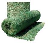A.M. Leonard Curlex I Erosion Control Blanket Fabric, Single Net, 4 feet x 112.5 feet