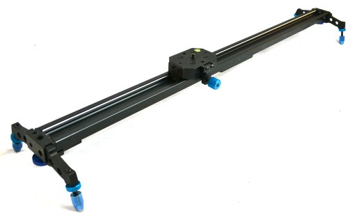 StudioFX 40' Pro DSLR Camera Slider Dolly Track Video Stabilizer by Kaezi