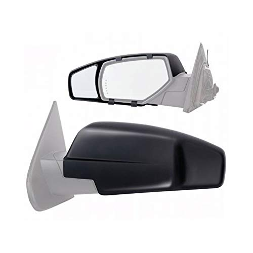 chevy 2500 towing mirrors - 2