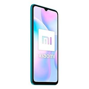 """Xiaomi Redmi 9A - Smartphone 2GB 32GB, Pantalla HD de 6.53"""",MediaTek Helio G25, batería 5000mAh, Cámara Trasera de 13MP Al, Verde [Versión ES/PT]"""