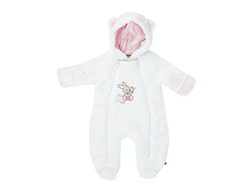 Jacky Baby Mädchen Serie Bunny Jeans Kleid Strampler Bodies Sets Schlafsäcke (86, Overall gefüttert)