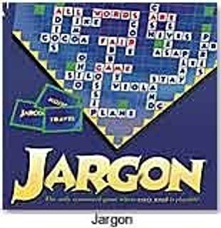 Jargon; the Only Crossword Game Where Every Word Is Playable Friendly Games