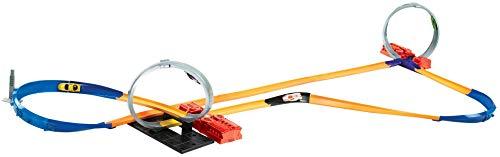 Hot Wheels 10 en 1 Track Set, Y0267, Multicolore
