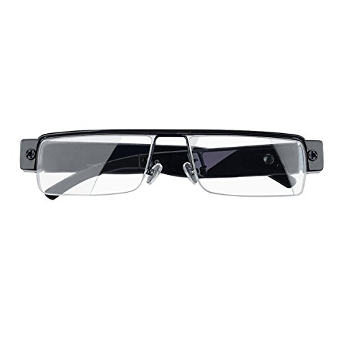 Camera Glasses with TF Card 1080P Camera Eyeglasses Fashion Video Recorder