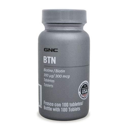 GNC Biotina 300 mcg