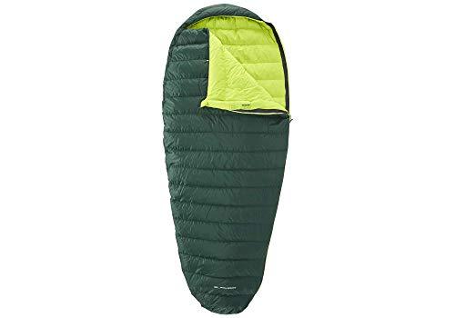 Y by Nordisk Tension Comfort 300 - Daunenschlafsack in Eiform, Größe:L, Seite des Reißverschlusses:links