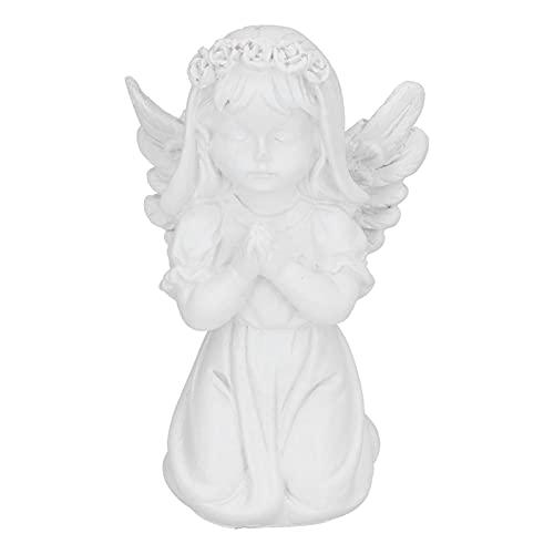 CUTULAMO Figura de ángel, decoración de ángel Moderna y Sencilla, práctica y Exquisita para la decoración del hogar, Decoraciones para Fiestas, Accesorios para Fotos