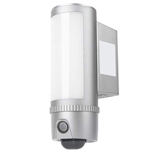 Cámara Impermeable IP55, Nivel de protección IP55 2400lm incorporados Focos LED IR CCTV Nocturno para el hogar