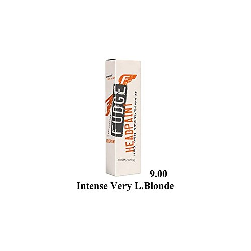 Fudge Hairpaint Coloration Haarfarbe, 60ml (9.13 Very Light Champagne Blonde)