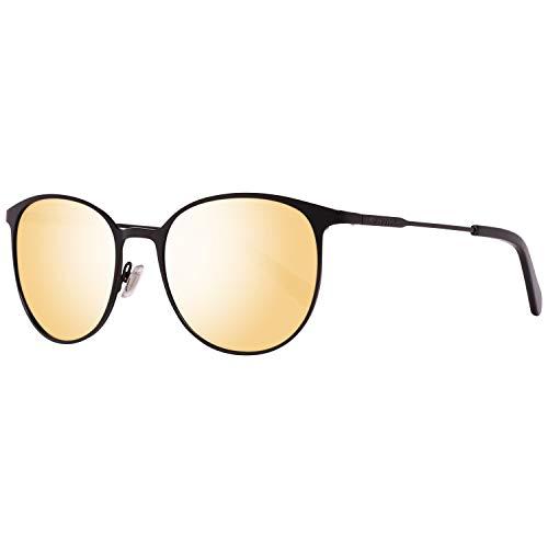 Fossil FOS 3084/S 533 Sonnenbrille Fos 3084/S 3 53 Schmetterling Sonnenbrille 50, Schwarz
