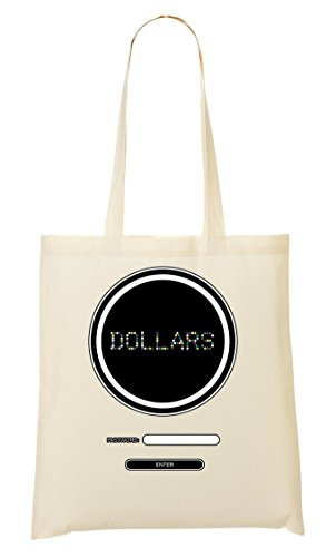 ToteWorld Login Dollars Password Enter Funny Jokes Geeks Its Bolso De Mano Bolsa De La Compra
