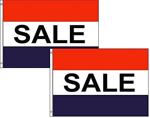 The Mail order Decor That is Adored Sale White Daily bargain sale Business Banner Red Blue Sto