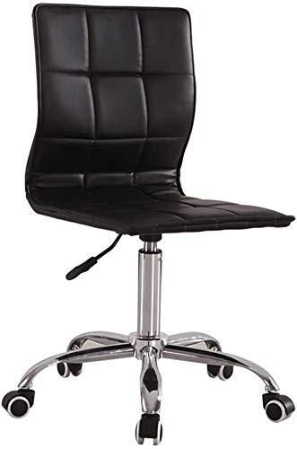 Aisamco Büromöbel, Bürodrehstuhl Sessel,Black