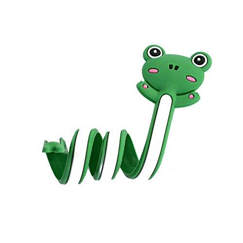 Delleu Kreative Cartoon Streifen Tiere Bobbin Winder USB Linie Kopfhörer Linie Lange Bobbin Winder