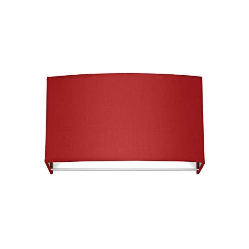 Home sweet home wandlamp funk ? 31 cm rood - rood