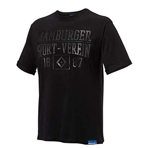 "Hamburger SV Herren T- Shirt ""1887"" Gr. S HSV"