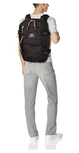 グレゴリー リュック GREGORY バックパック 大きめ 大容量 CLASSIC クラシック ジャーニーマン JOURNEYMAN 30L A4 B4 リュックサック アウトドア スクエア 旅行 メンズ レディース ブラック