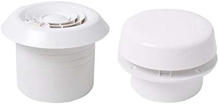 Ventilador de Enfriamiento de Escape, Riloer Ventilador de Ventilación Silencioso para Techo de Casa Rodante de 12 V para Coche, 14 V, para Casas, Remolque, Caravana
