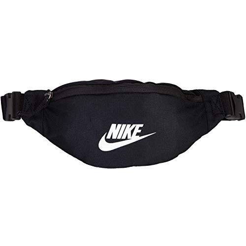 Nike Heritage Gürteltasche (one size, black/white)