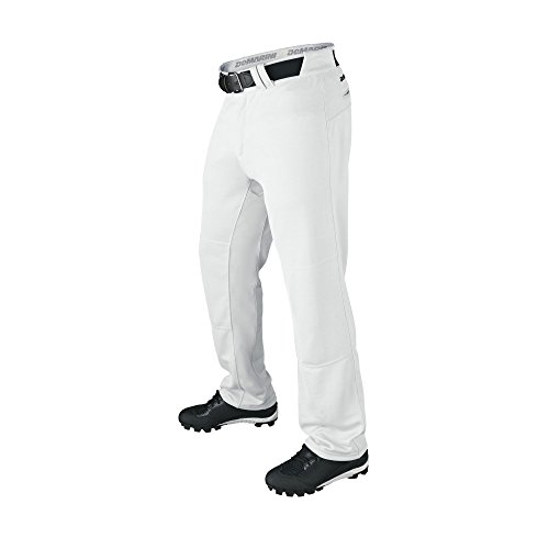 DeMarini Adult Uprising Baseball Pant, X-Large, Team White