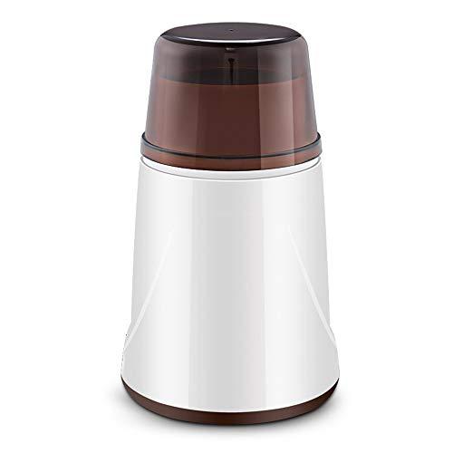 IQQI Medisch multifunctioneel apparaat met koffiebonen, korrelmolen, 220 messen van roestvrij staal V80 W, eenvoudig op te bergen, licht en compact, snel grinding