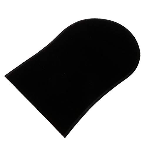 B Blesiya Gants de Bronzage Applicateur Autobronzant Sans Soleil pour Auto-Bronzant sans Soleil - Noir