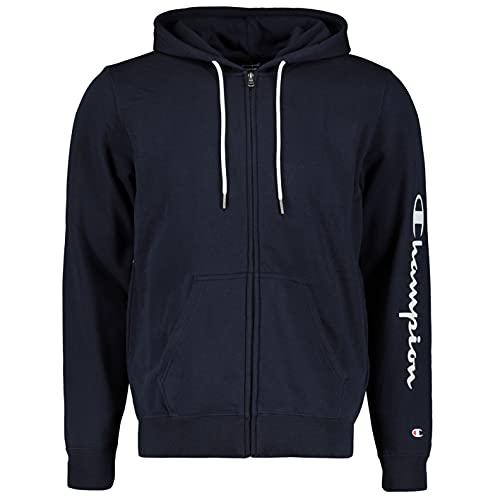 Champion Sweat zippé à capuche pour homme S Nny (214139-bs501)