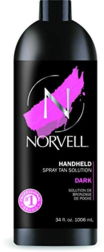 Norvell Premium Sunless Tanning Solution - Dark, 34 Fl Oz