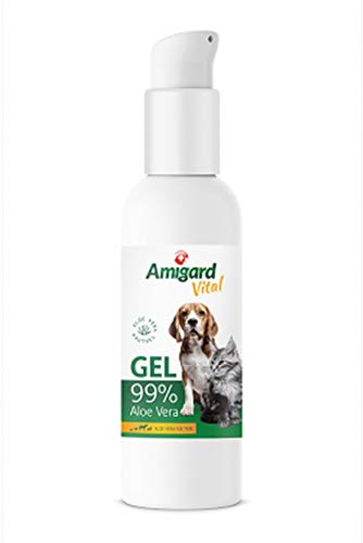 Amigard Vital Aloe Vera Gel 200 ml