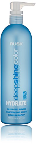 Rusk Deepshine Color Hydrate Shampoo, 25 Fl Oz.