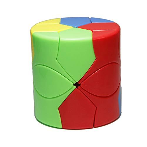 OJIN MoYu MOFANGJIAOSHI Cubing Classroom MFJS Barril Redi Cube Cubo Creativo Smooth Magic Cube Puzzle (Sin Etiquetas)