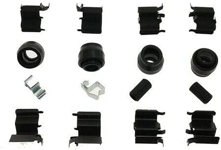 Disc Brake Max 73% OFF Hardware Kit Compatible Toyota Land Lexus Gifts with 98-07