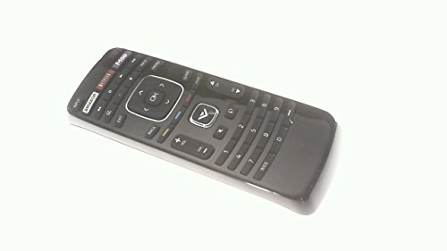 Vizio XRT112 Remote Control w Amazon Netlix iHeart Radio App Key for VIZIO LCD LED SMART TV