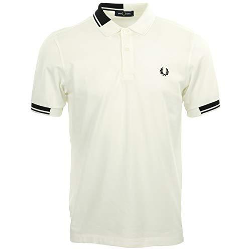 Fred Perry Abstract Collar Polo Shirt, Polo - S